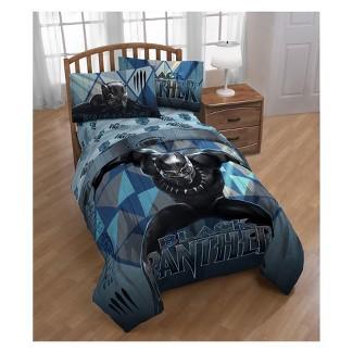 Marvel Black Panther Comforter (Twin)