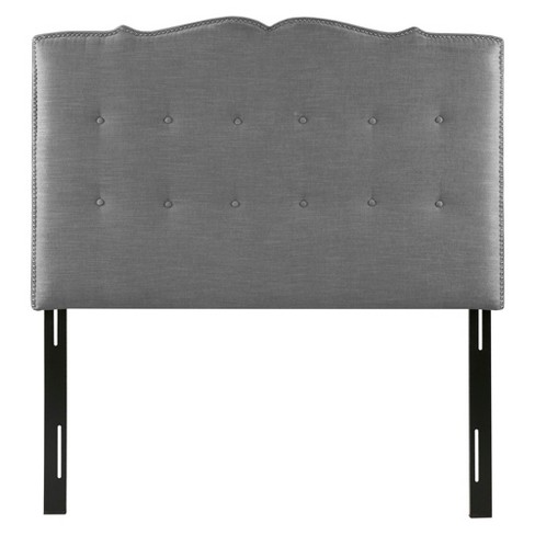 Mallard Queen Headboard Gray - image 1 of 7