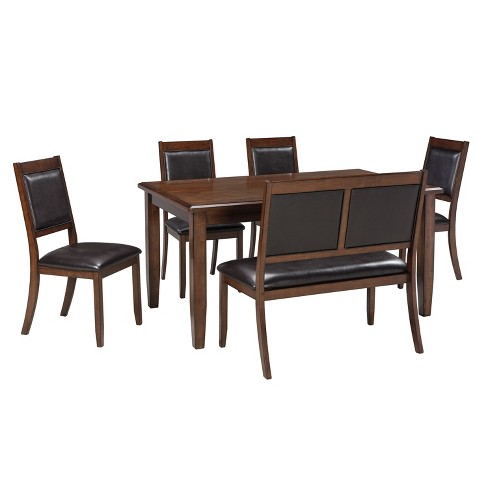 Dining Table Set Brown  - Signature Design by Ashley - image 1 of 3