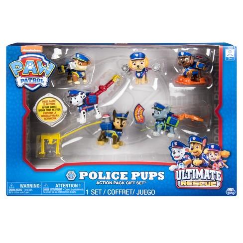dc633c0415f9 PAW Patrol Police Pups Action Pack Gift Set   Target