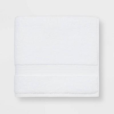Antimicrobial Bath Towel White - Total Fresh