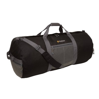 Outdoor Products Giant Utility Duffel Bag - Black