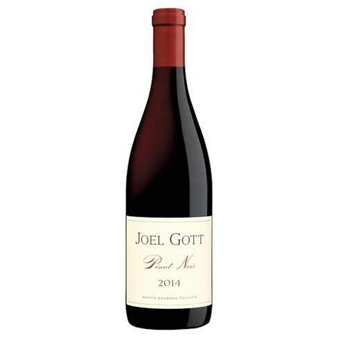 Joel Gott Santa Barbara Pinot Noir Red Wine - 750ml Bottle - image 1 of 1