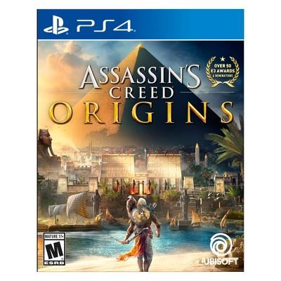 Assassins Creed Origins - PlayStation 4