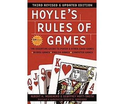 Hoyle's Rules of Games : Descriptions of Indoor Games of Skill and Chance, With Advice on Skillful Play - image 1 of 1
