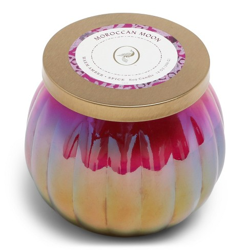 14oz Lidded Glass Jar Candle Moroccan Moon - Escape Collection - Opalhouse™ - image 1 of 3