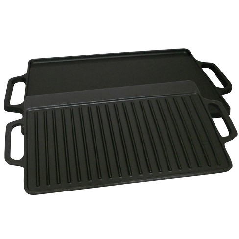 King Kooker #CI21GS- Cast Iron Seasoned Griddle - image 1 of 1