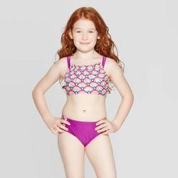 Girls' Follow Your Rainbow Bikini Set - Cat & Jack™ Purple