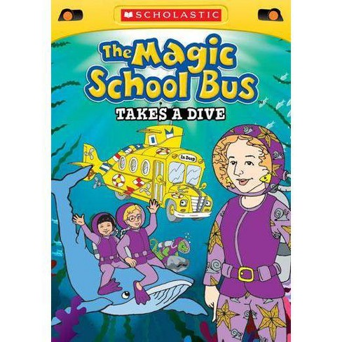 Magic School Bus: Takes a Dive (DVD) - image 1 of 1