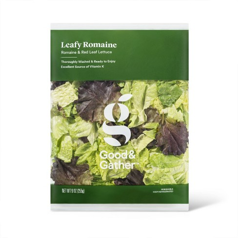 Leafy Romaine - 9oz - Good & Gather™ - image 1 of 3