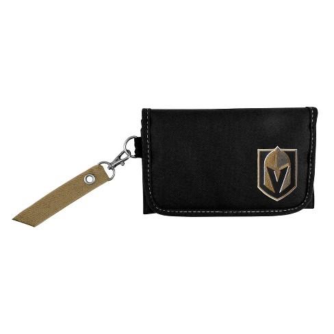 NHL Vegas Golden Knights Ribbon Organizer Wallet - image 1 of 1