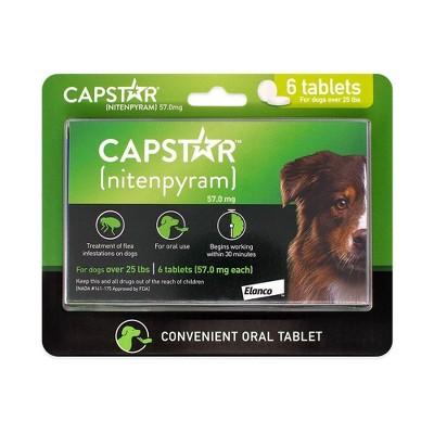 Capstar (Nitenpyram) for Dogs