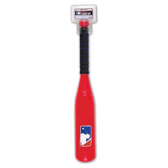 Franklin MLB Jumboat Plastic Baseball Bat image number null