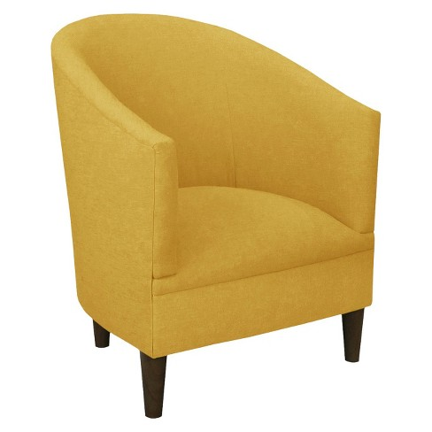Custom Upholstered Tub Chair - Skyline Furniture® - image 1 of 1