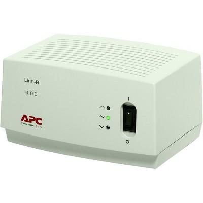 APC Line-R 600VA Line Conditioner With AVR - 110V AC 600VA