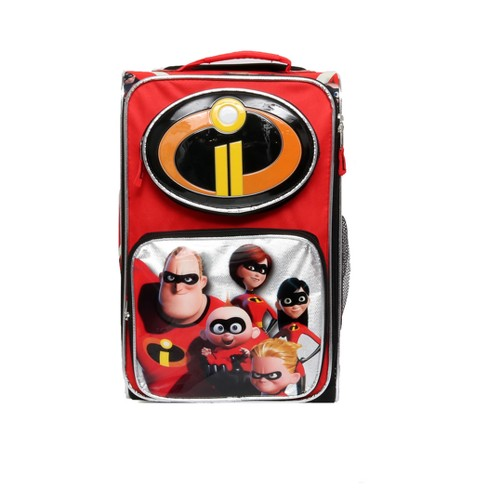 "Incredibles 2 18"" Kids Carry On Suitcase - Red - image 1 of 6"