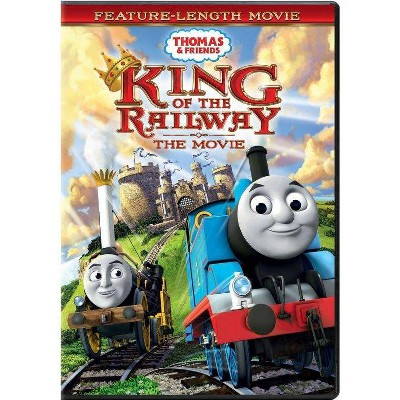 Thomas & Friends: King of the Railway - The Movie (DVD)