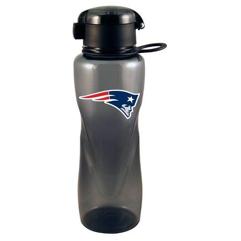 NFL New England Patriots Tritan Flip Top Water Bottle - image 1 of 1