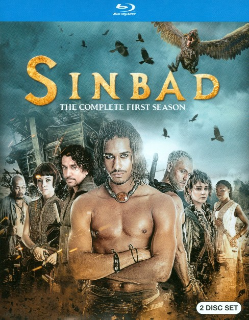 Sinbad:Season one (Blu-ray) - image 1 of 1