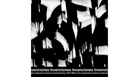 Various - Invenciones:La Otra Vanguardia Musica (CD) - image 1 of 1