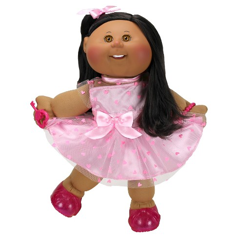 "Cabbage Patch Kids 14"" African American Glitz Girl Fashion - image 1 of 2"
