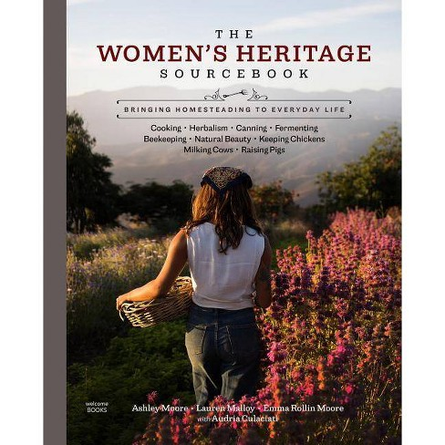 The Women's Heritage Sourcebook - (Hardcover) - image 1 of 1