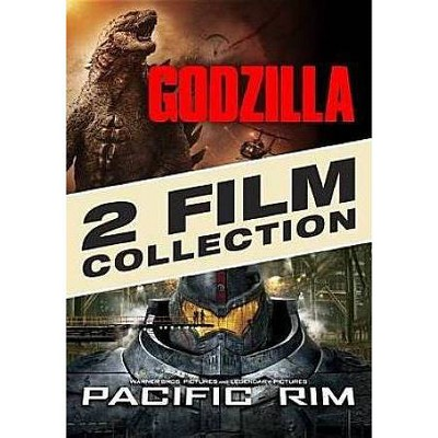Godzilla / Pacific Rim (DBFE)Movies