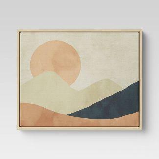 Landscape Framed Canvas - Project 62™