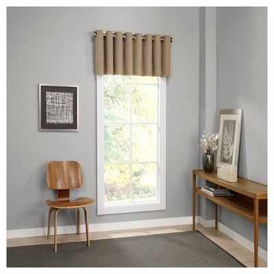 "Palisade Thermalined Window Valance (52""x18"") - Eclipse™"