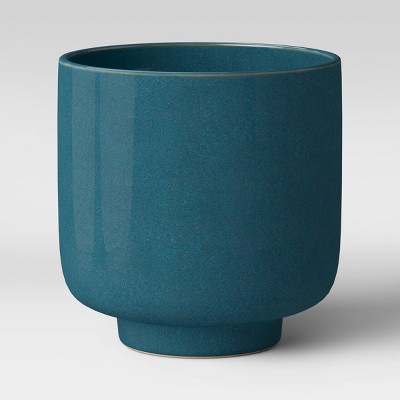 "8"" Footed Planter Blue - Project 62™"