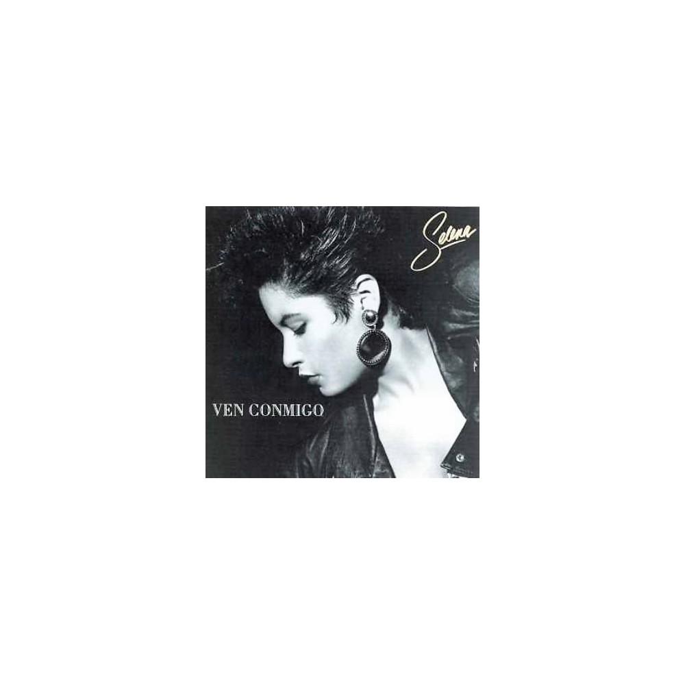 Selena Y Los Dinos - Ven Conmigo (CD)