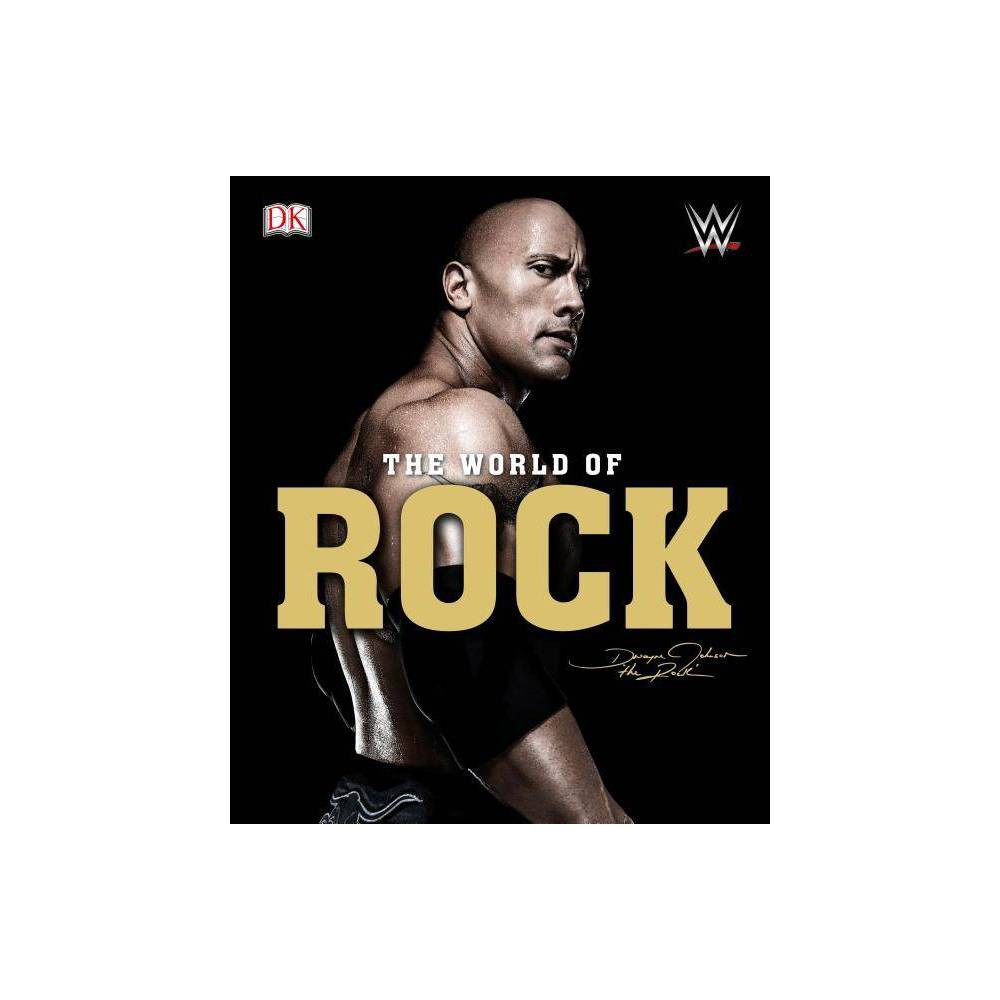 WWE: The World of the Rock - by Steve Pantaleo (Hardcover) Coupons