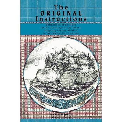 The Original Instructions - (Paperback)