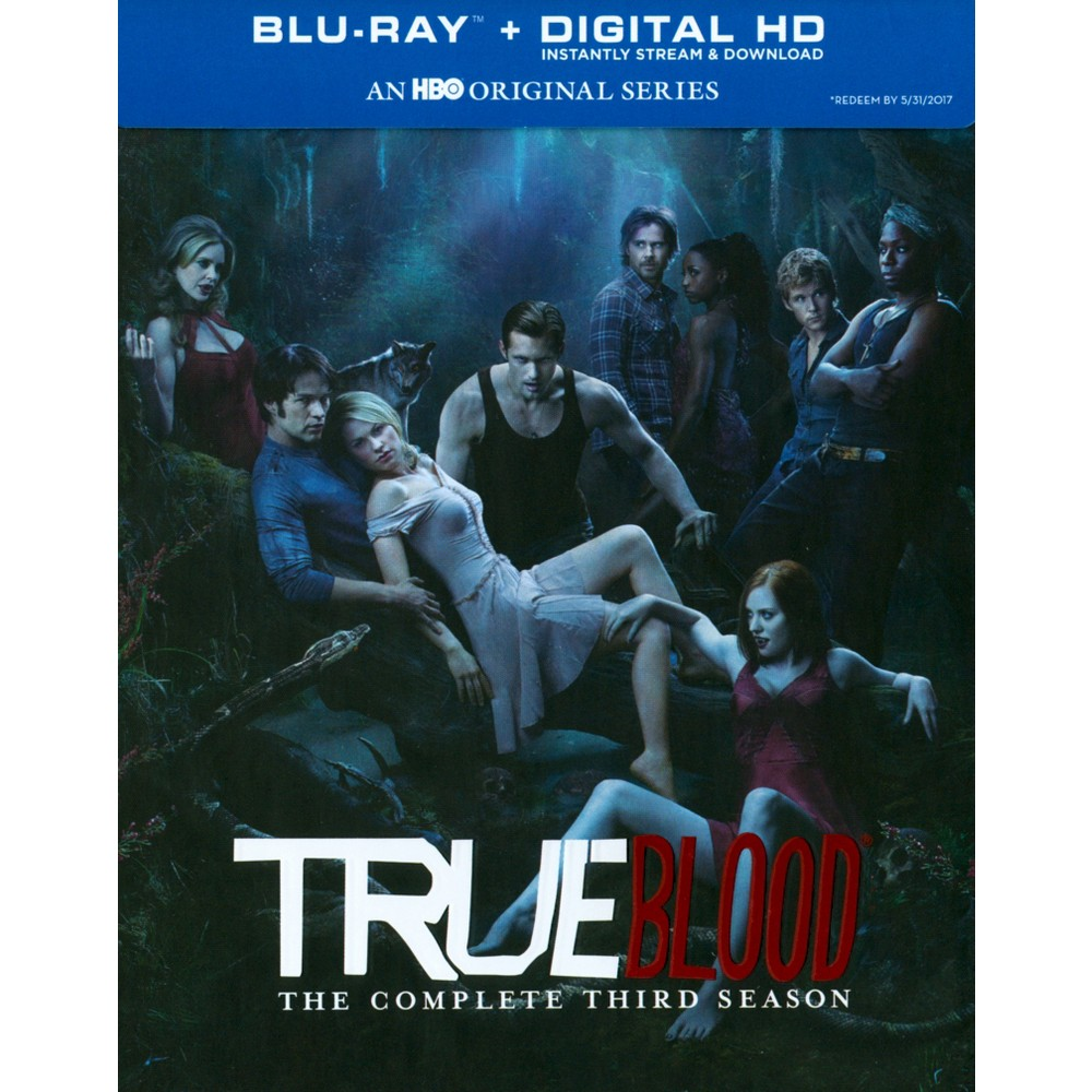 True Blood:Complete Third Season (Blu-ray)