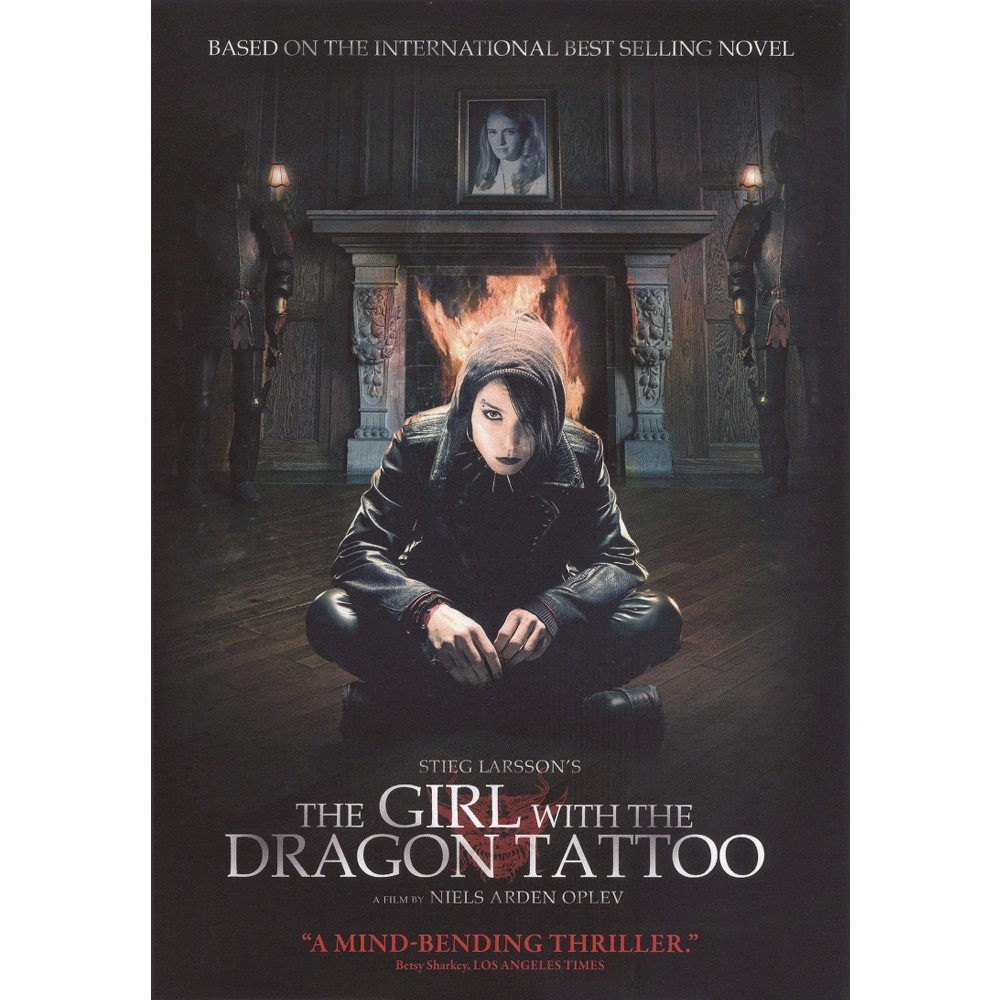The Girl With the Dragon Tattoo (dvd_video)