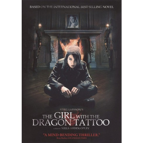The Girl With the Dragon Tattoo (dvd_video) - image 1 of 1