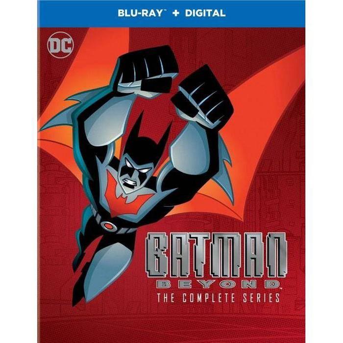 Batman Beyond: The Complete Series (Blu-Ray + Digital) : Target