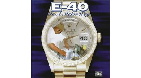E-40 - In A Major Way (Vinyl) - image 1 of 1