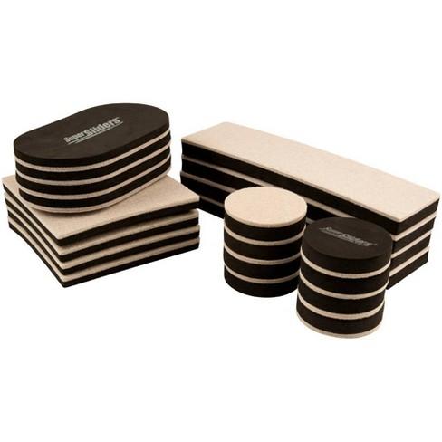 Reusable Felt Furniture Sliders, Sliders For Furniture