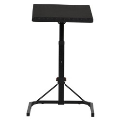 Cosco Multi Functional Adjustable Personal Folding Table Black