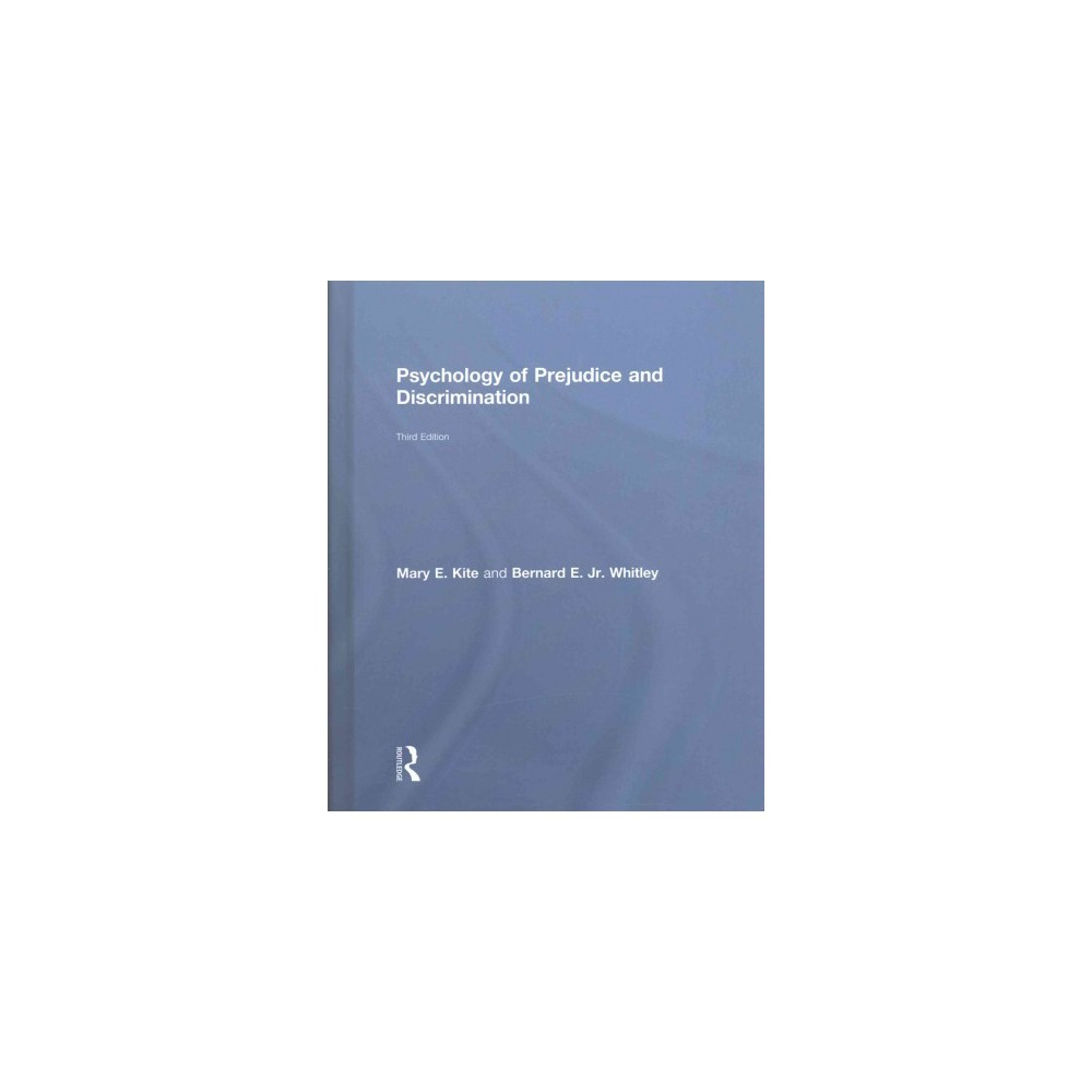 Psychology of Prejudice and Discrimination (Hardcover) (Mary E. Kite)