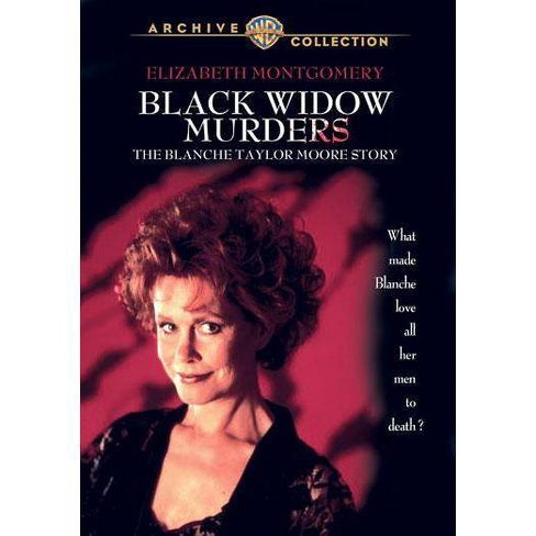 Black Widow Murders: The Blanche Taylor Moore Story (DVD) - image 1 of 1