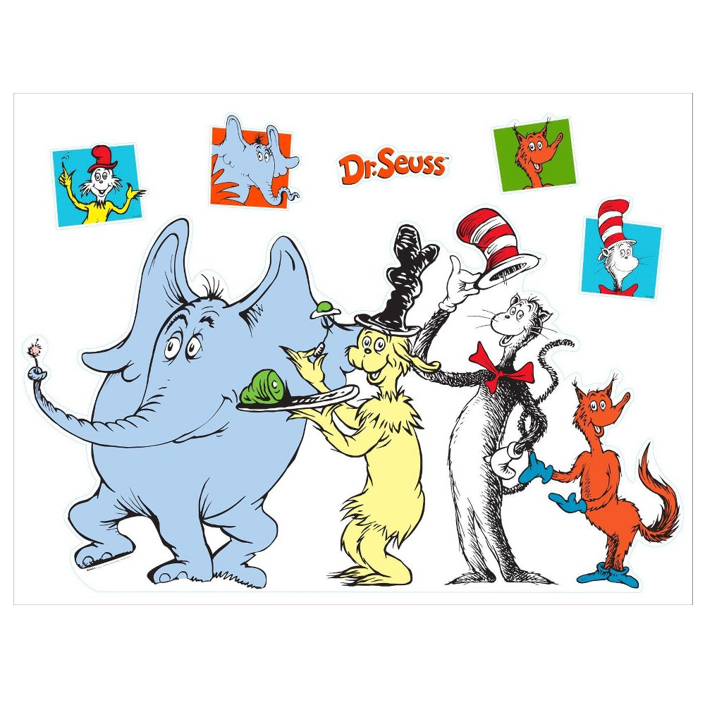 Dr. Seuss Group Party Standee