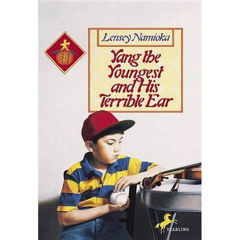 Yang the Youngest and His Terrible Ear - (Yang Family) by  Lensey Namioka (Paperback) - image 1 of 1