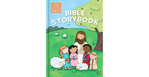 Bible Storybook (Hardcover) (Tama Fortner) - image 1 of 1