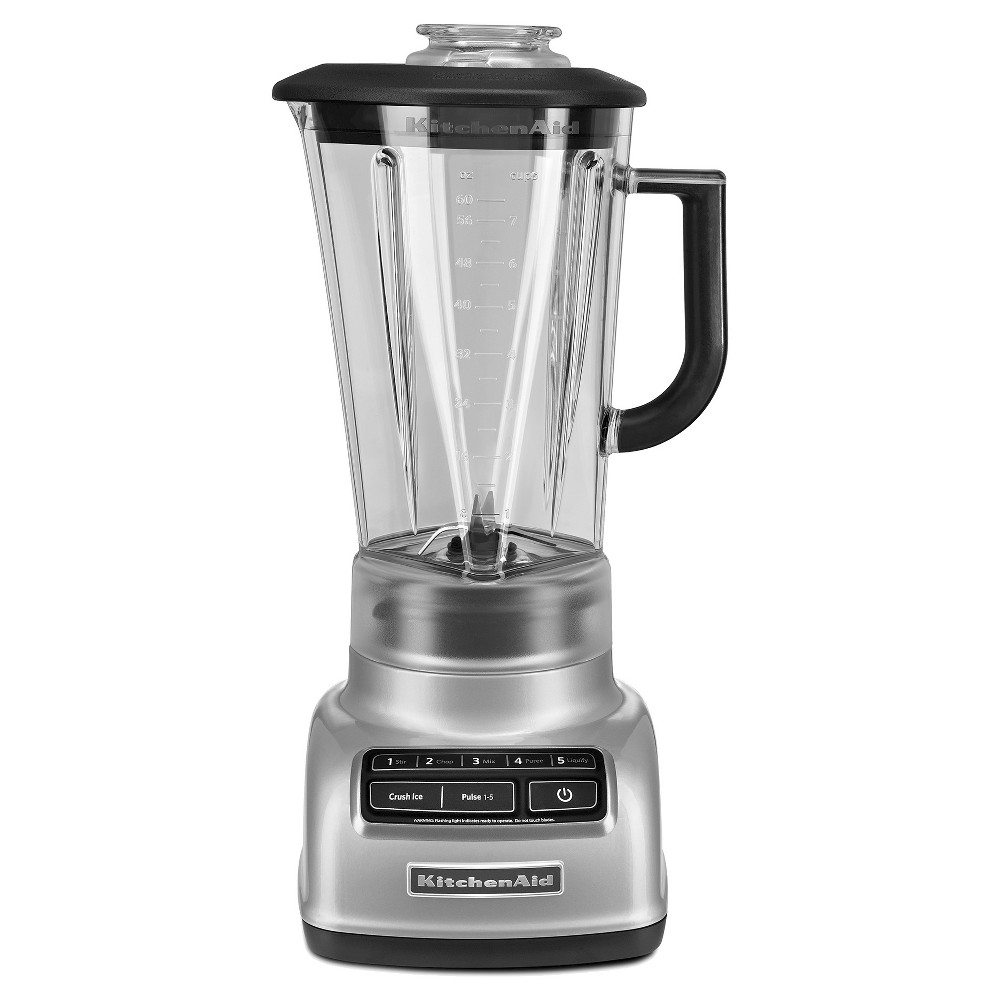KitchenAid 5-Speed Diamond Blender – Ksb1575, Metallic Chrome 16643951