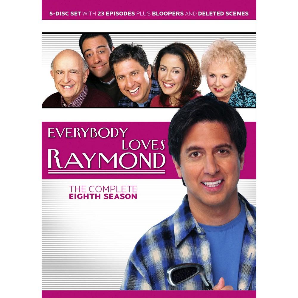 Everybody Loves Raymond:Comp Ssn8 (Dvd)