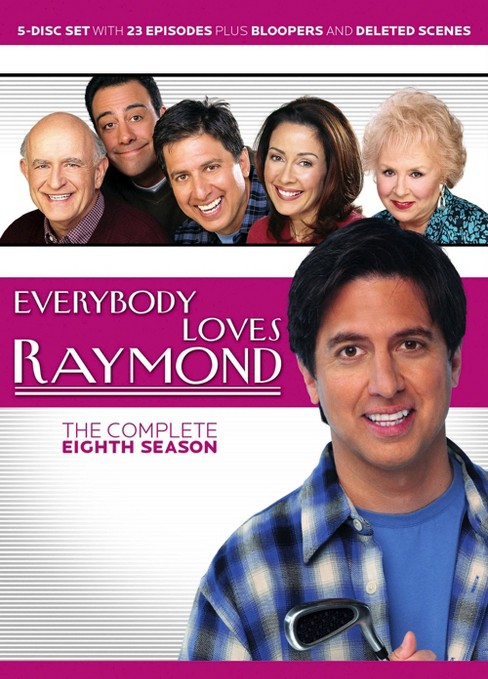 Everybody loves raymond:Comp ssn8 (DVD) - image 1 of 1