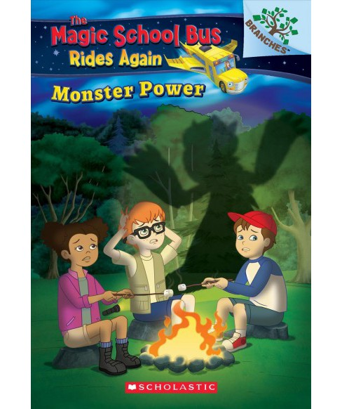 Monster Power : A Branches Book (Paperback) (Judy Katschke) - image 1 of 1