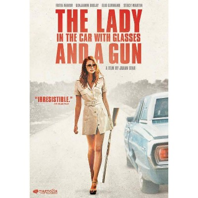 The Lady in the Car with Glasses and a Gun (DVD)(2016)